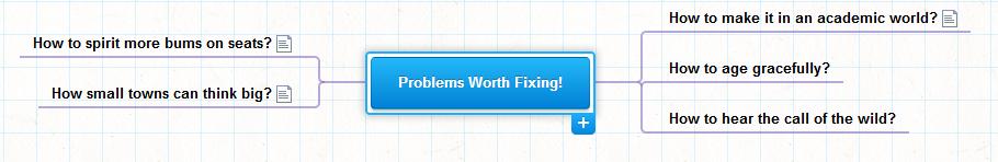 problem worth fixing