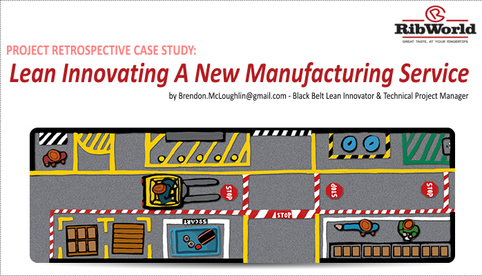 Lean Innovating A New Manufacturing Service