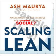 Social Scaling Lean