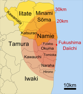 Towns Of Fukushima
