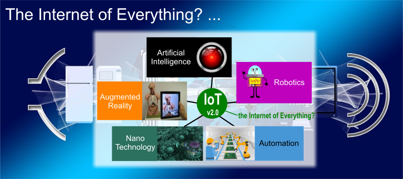 The internet of everything?