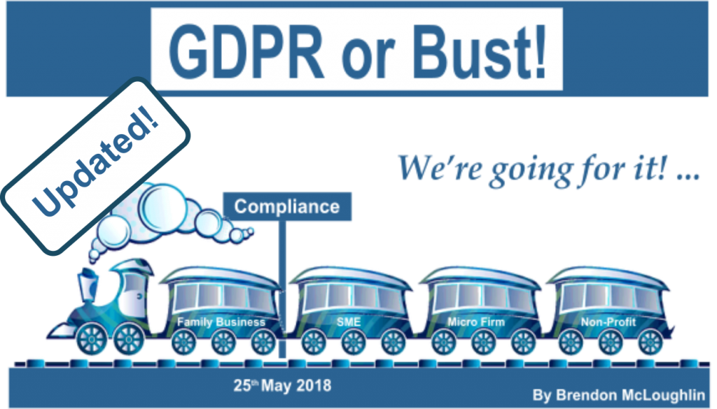 GDPR or Bust!