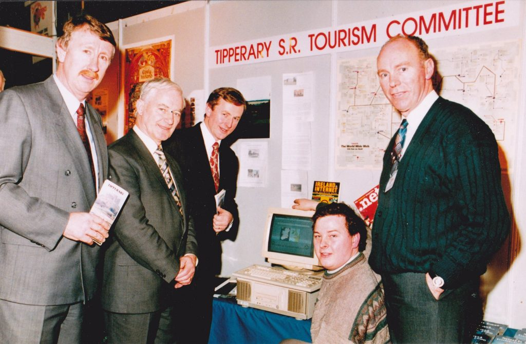 1995 - Virtual Tour Of Ireland Launch