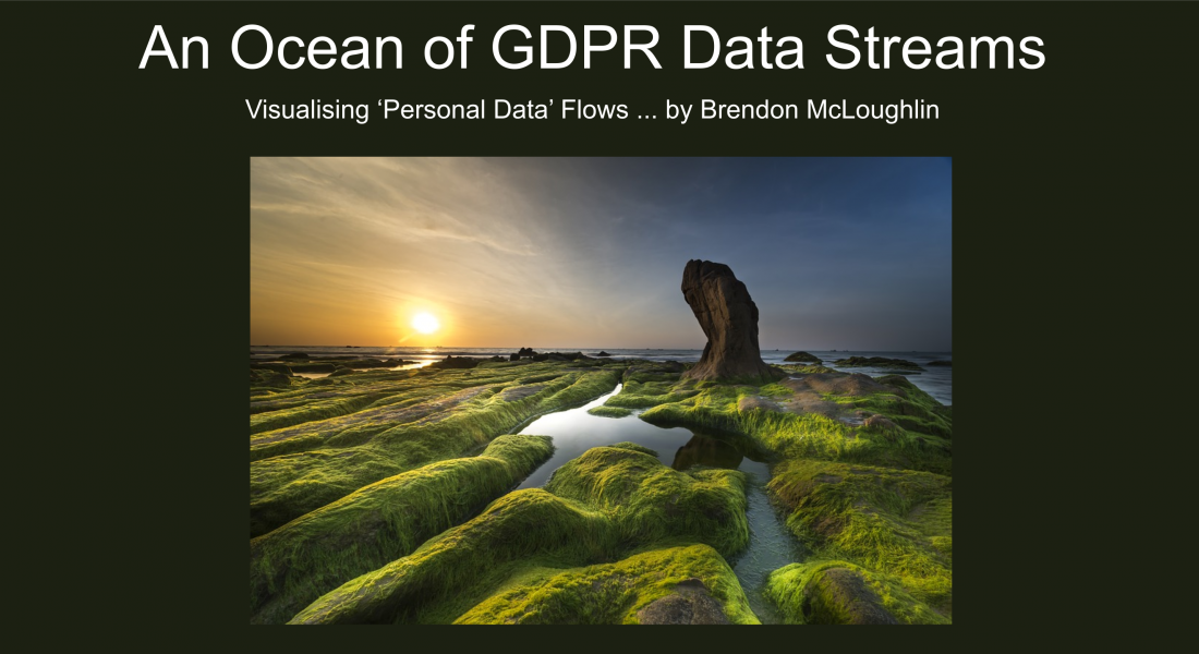 An Ocean of GDPR Data Streams