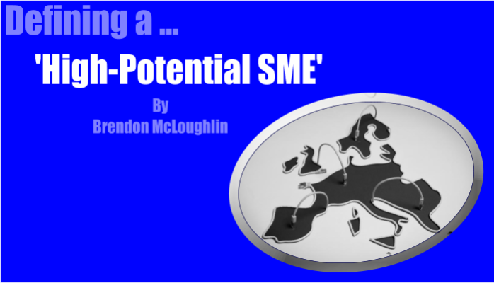 Defining a 'High-Potential SME'