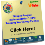 Simple Project Implementation Training Workshop Events